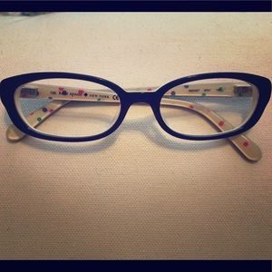 "Kate Spade optical frames, ""Berget"""